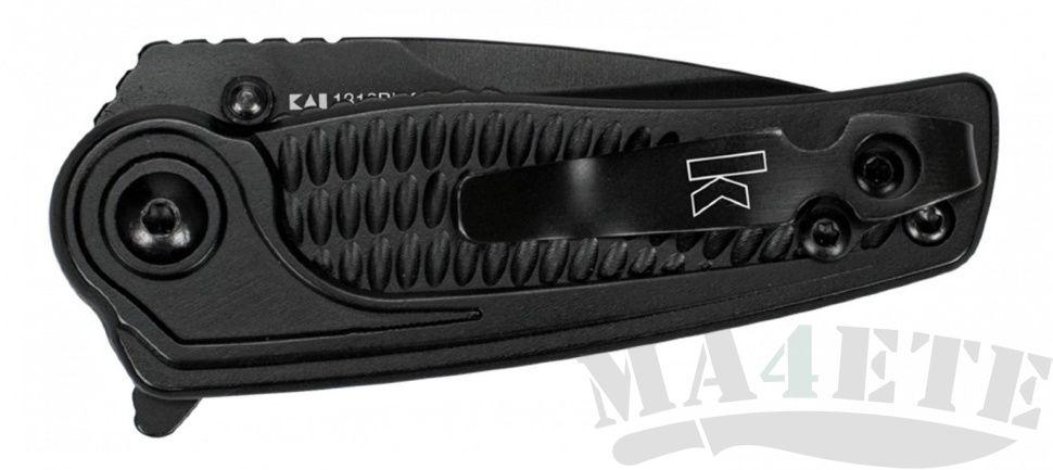 картинка Складной полуавтоматический нож Kershaw Spoke K1313BLK от магазина ma4ete
