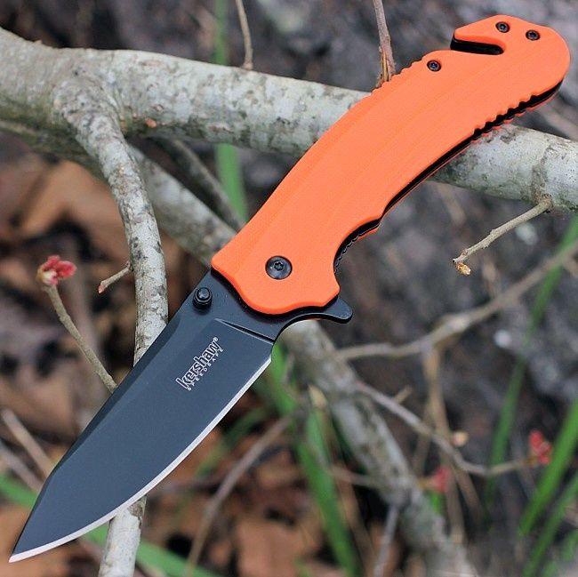 картинка Складной полуавтоматический нож Kershaw Barricade K8650 от магазина ma4ete
