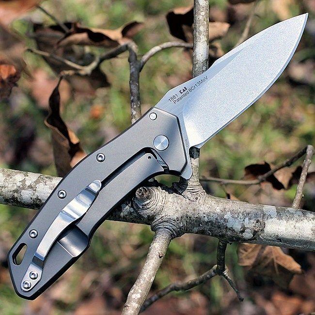 картинка Складной полуавтоматический нож Kershaw Eris K1881 от магазина ma4ete