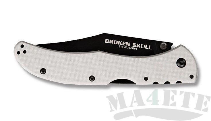картинка Складной нож Cold Steel Broken Skull 5 54SBSLV от магазина ma4ete