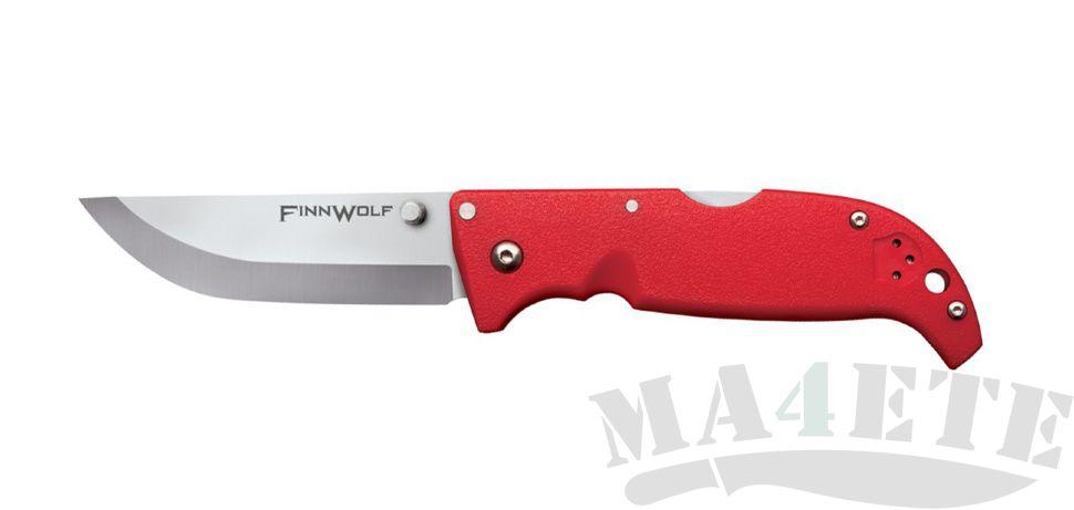 картинка Складной нож Cold Steel Finn Wolf Red 20NPRDZ от магазина ma4ete