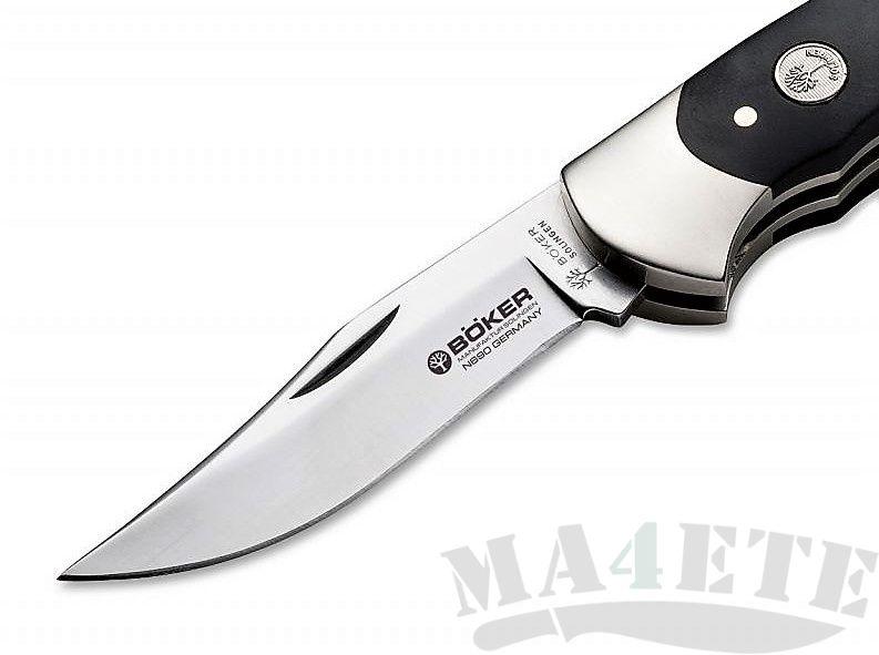 картинка Складной нож Boker Manufaktur Solingen Scout ABS 112033 от магазина ma4ete