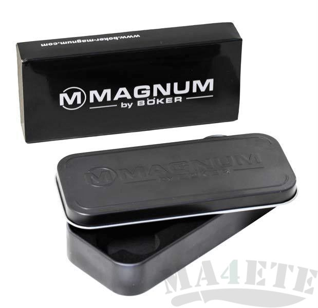 картинка Складной нож Magnum by Boker Tango Foxtrott 01SC030 от магазина ma4ete