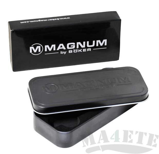 картинка Складной нож Magnum by Boker Foxtrott Sierra 01MB705 от магазина ma4ete
