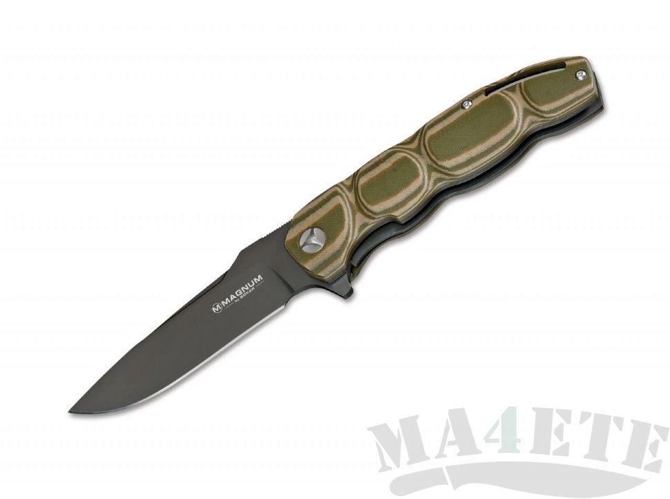 картинка Складной нож Magnum by Boker Leader 01MB702 от магазина ma4ete