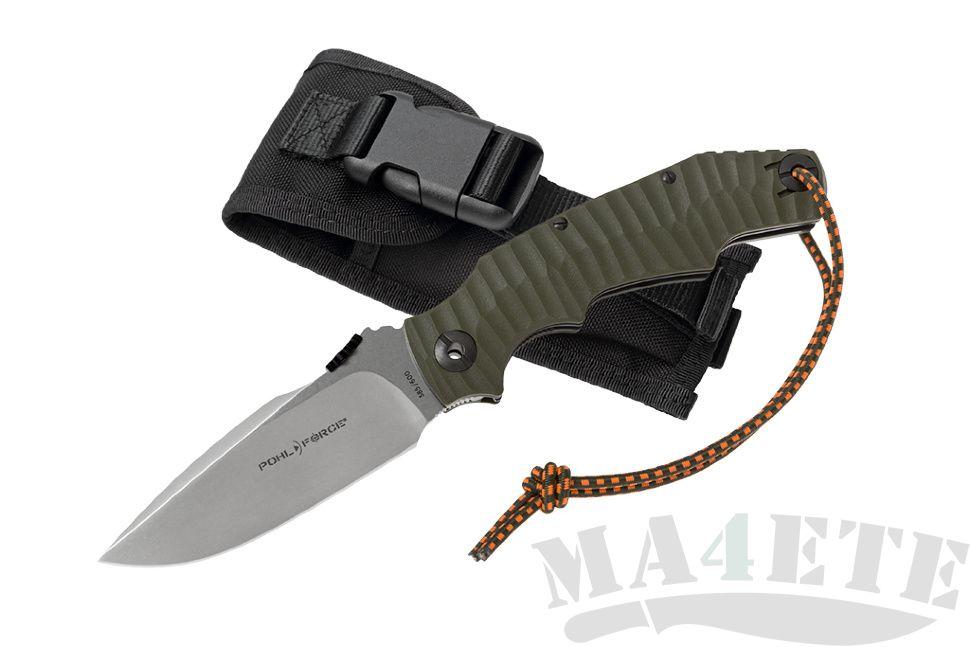 картинка Складной нож Pohl Force Alpha Four Tactical 1060 от магазина ma4ete