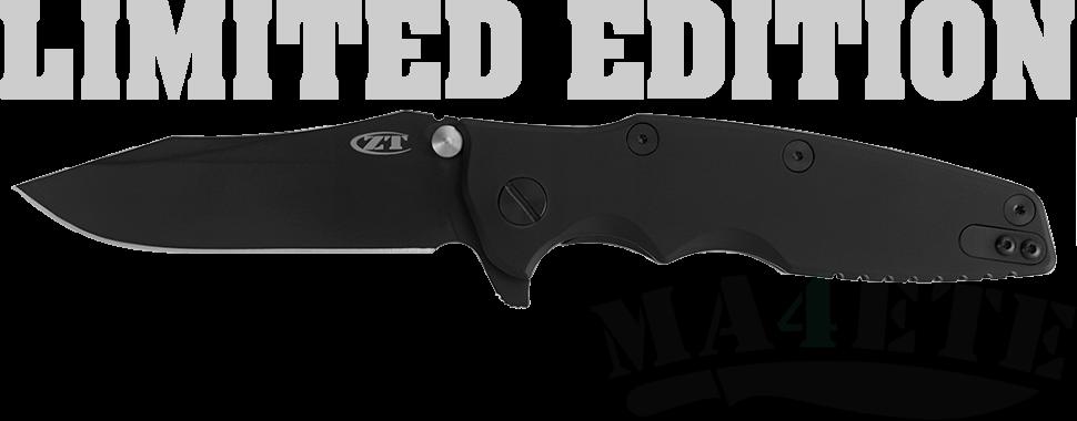 картинка Складной нож Zero Tolerance Limited Edition 0392BLK от магазина ma4ete