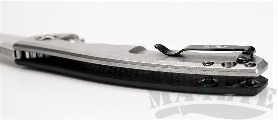 картинка Складной нож Zero Tolerance Sinkevich 0452CF от магазина ma4ete