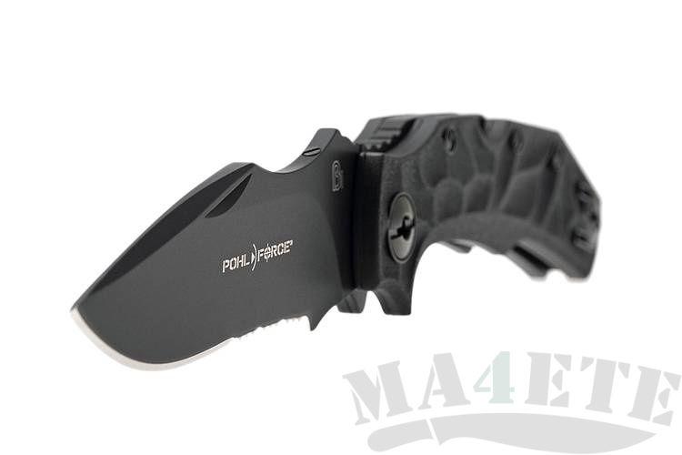 картинка Складной нож Pohl Force Bravo One Survival Gen2 1027 от магазина ma4ete