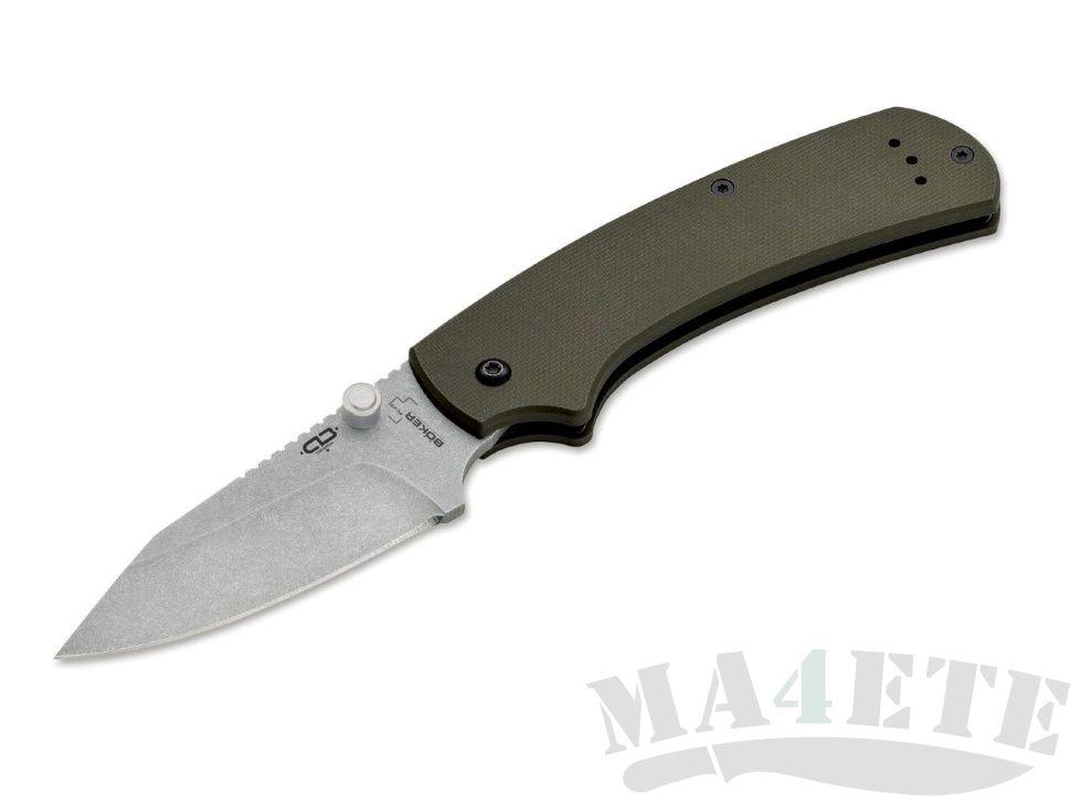 картинка Складной нож Boker Plus XS OD 01BO538 от магазина ma4ete