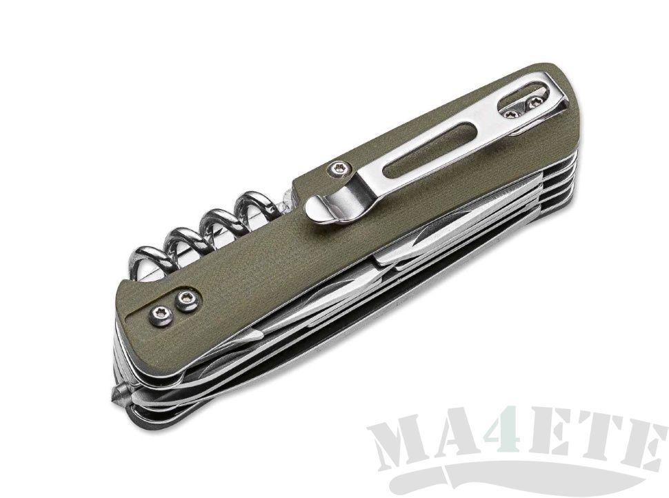картинка Складной нож - мультитул Boker Tech Tool Outdoor 7 01BO819 от магазина ma4ete