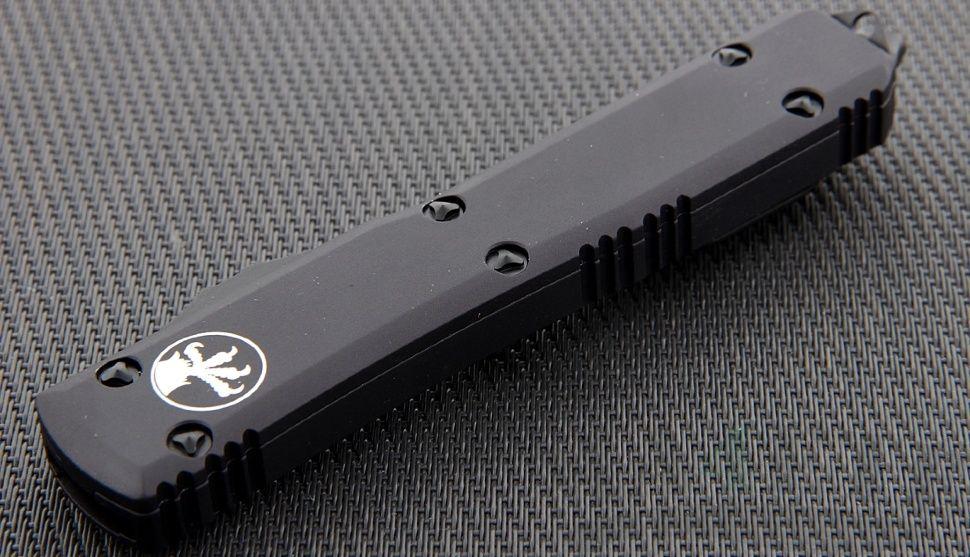 картинка Автоматический выкидной нож Microtech Ultratech T/E MT_123-1T от магазина ma4ete