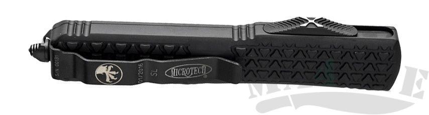 картинка Автоматический выкидной нож Microtech Ultratech T/E Sith Lord MT_123-1SL от магазина ma4ete