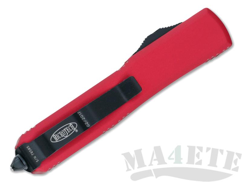 картинка Автоматический выкидной нож Microtech Ultratech T/E MT_123-1RD от магазина ma4ete