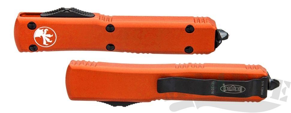 картинка Автоматический выкидной нож Microtech Ultratech T/E MT_123-1OR от магазина ma4ete