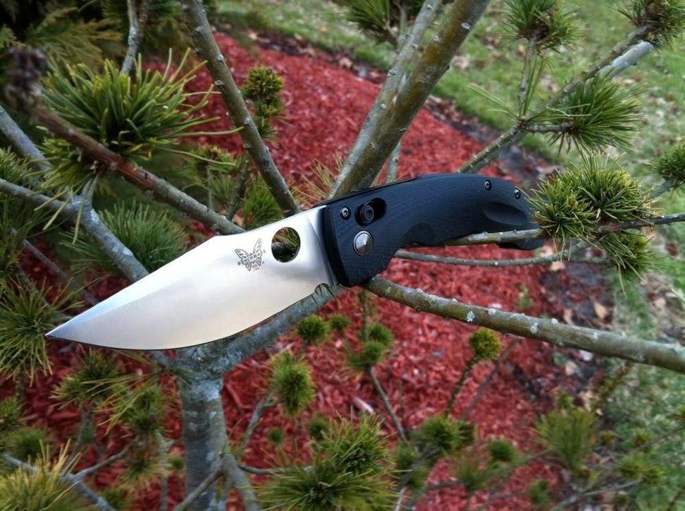 картинка Складной нож Benchmade Mini Onslaught BM746 от магазина ma4ete