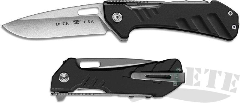 картинка Складной нож Buck Marksman 0830BKS от магазина ma4ete