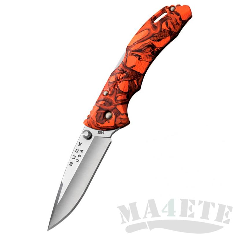 картинка Складной нож Buck Bantam BHW Orange Head B0286CMS12 от магазина ma4ete