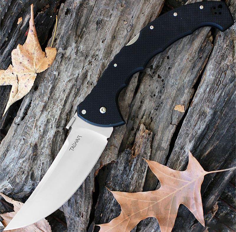 "картинка Складной нож Cold Steel Talwar 5.5"" 21TTXL от магазина ma4ete"
