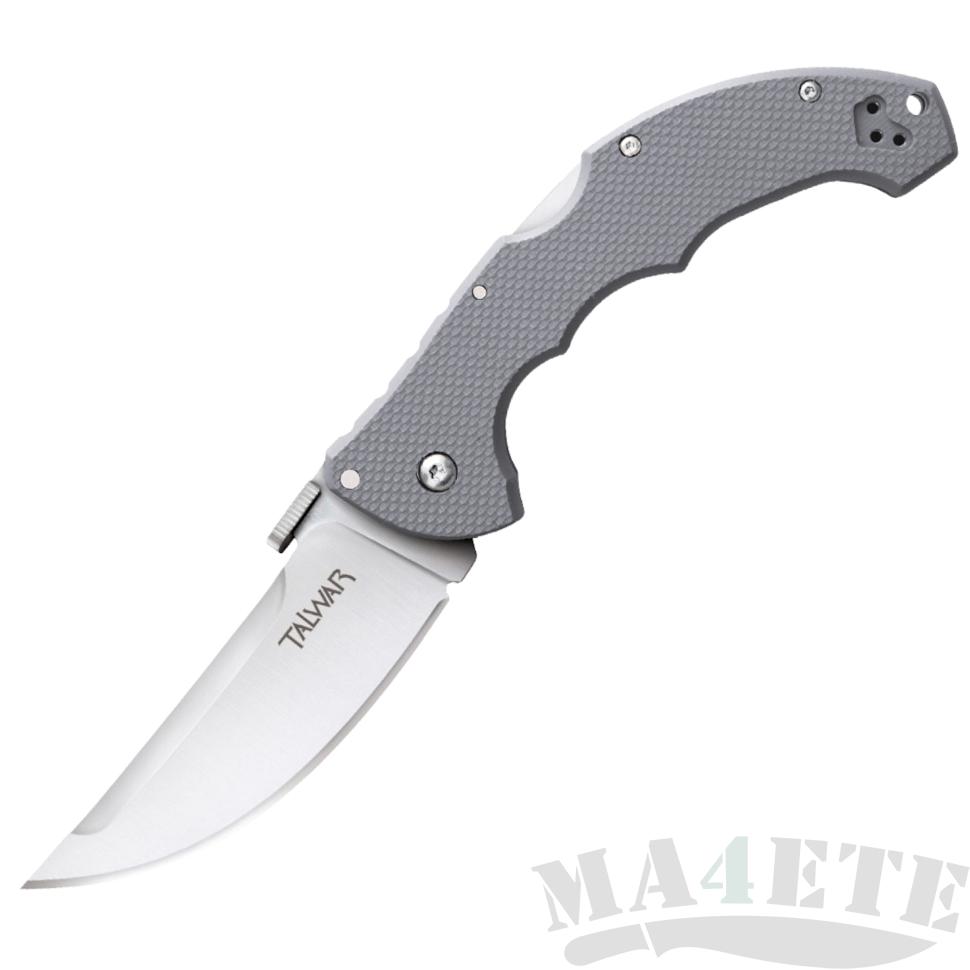"картинка Складной нож Cold Steel Talwar 4"" Grey 21TLVSLV от магазина ma4ete"