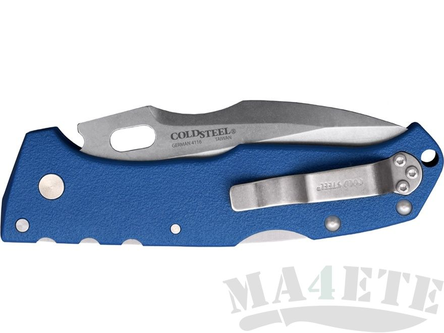 картинка Складной нож Cold Steel Pro Lite Sport Blue 20NVLU от магазина ma4ete