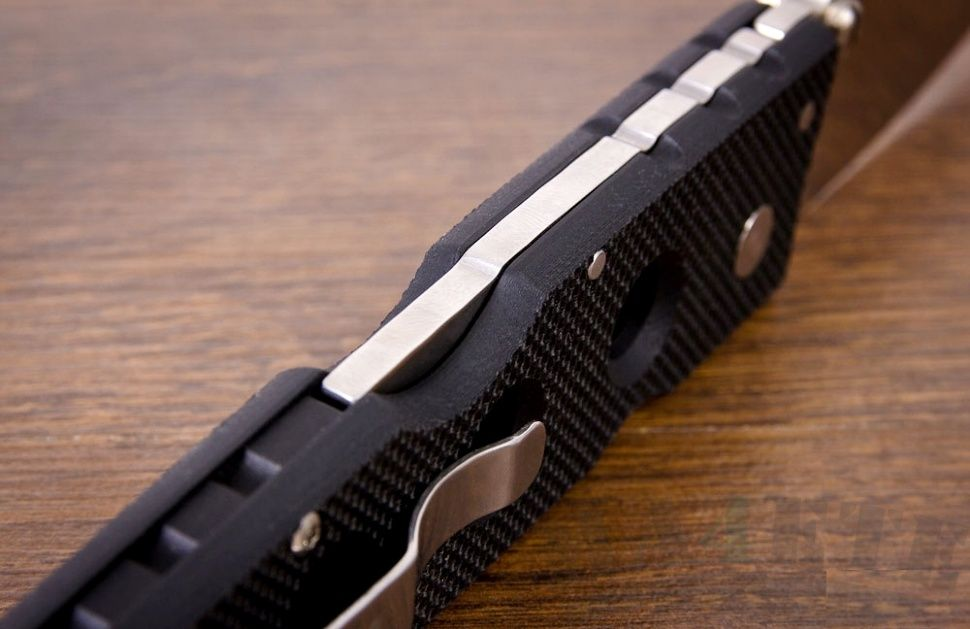 картинка Складной нож Cold Steel Hold Out II 11HL от магазина ma4ete