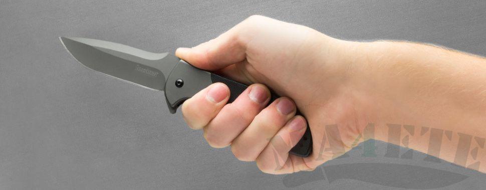 картинка Складной полуавтоматический нож Kershaw Scrambler K3890 от магазина ma4ete
