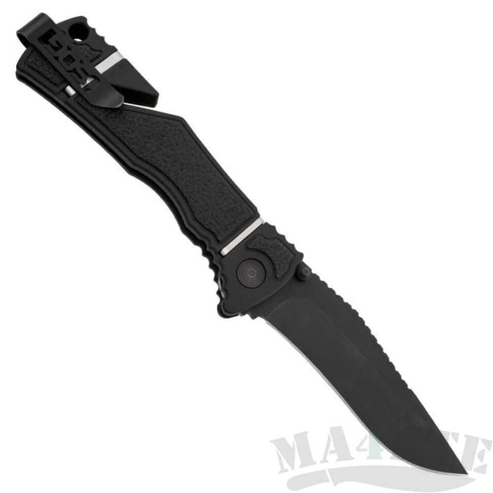 картинка Складной полуавтоматический нож SOG Trident Elite TF102 от магазина ma4ete