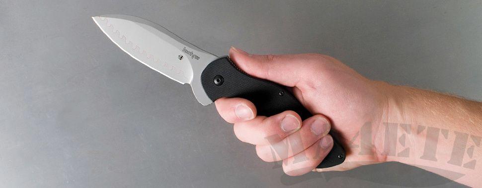 картинка Складной нож Kershaw Junkyard Dog II 1725CB от магазина ma4ete