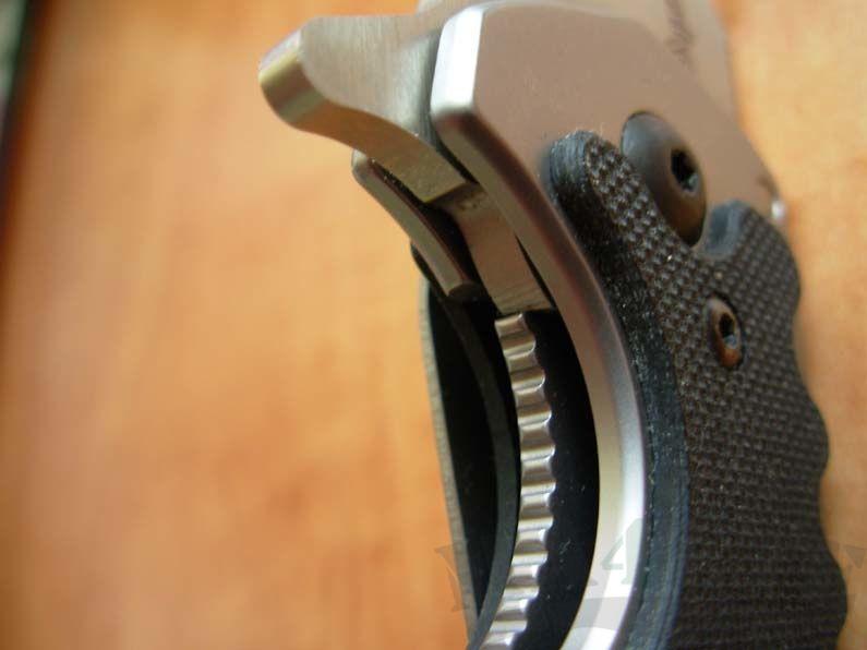 картинка Складной нож Kershaw Groove 1730 от магазина ma4ete