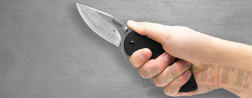 картинка Складной полуавтоматический нож Kershaw Rake 1780CB от магазина ma4ete