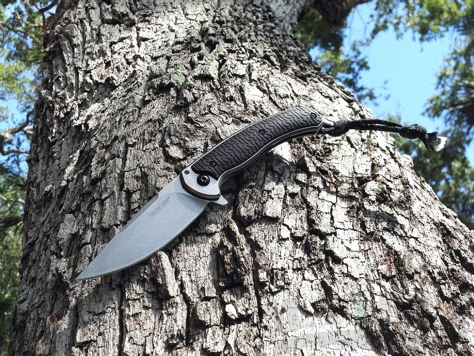 картинка Складной нож Kershaw Strobe 1086 от магазина ma4ete