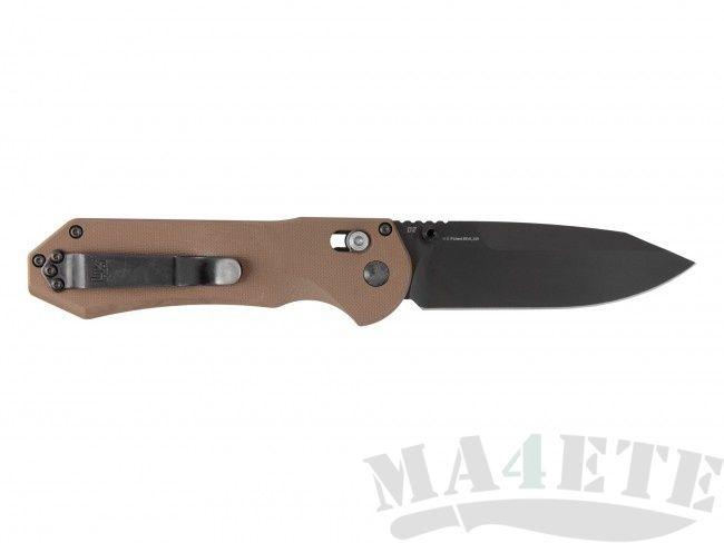 картинка Складной нож Benchmade H&K Axis BM14715BK-1 от магазина ma4ete