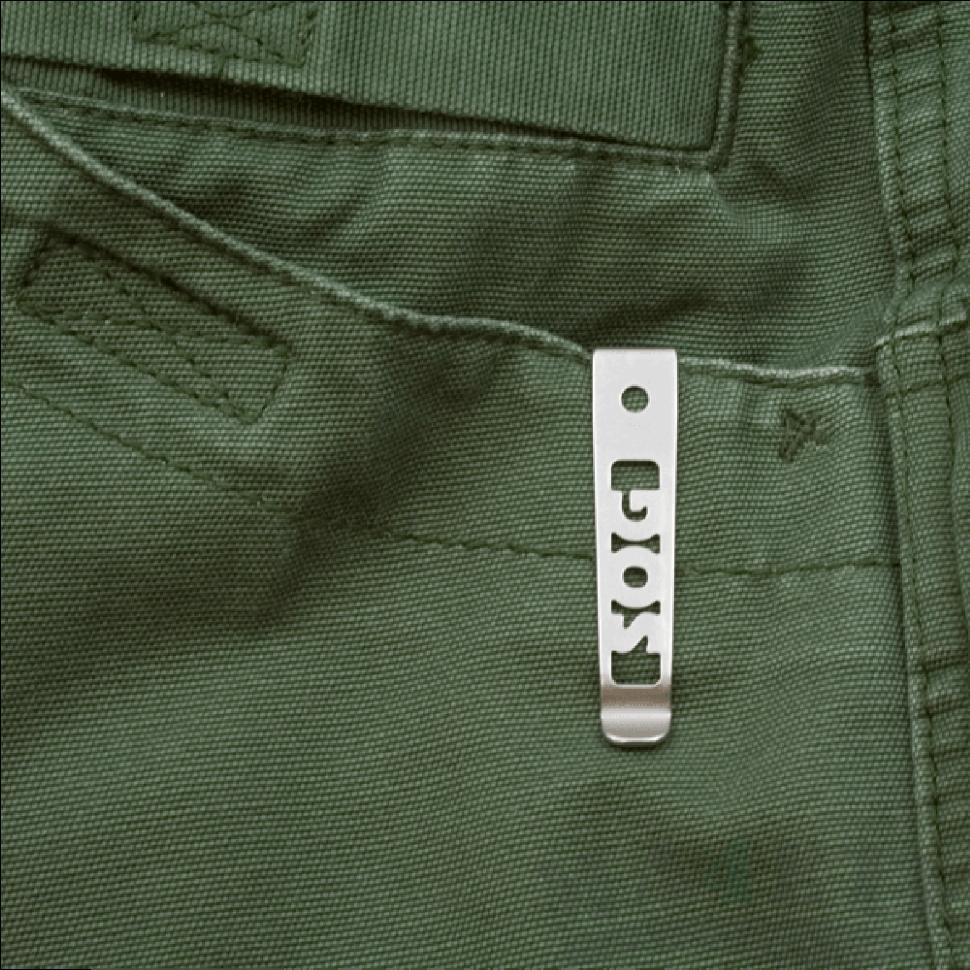 картинка Складной полуавтоматический нож SOG Aegis AE01 от магазина ma4ete