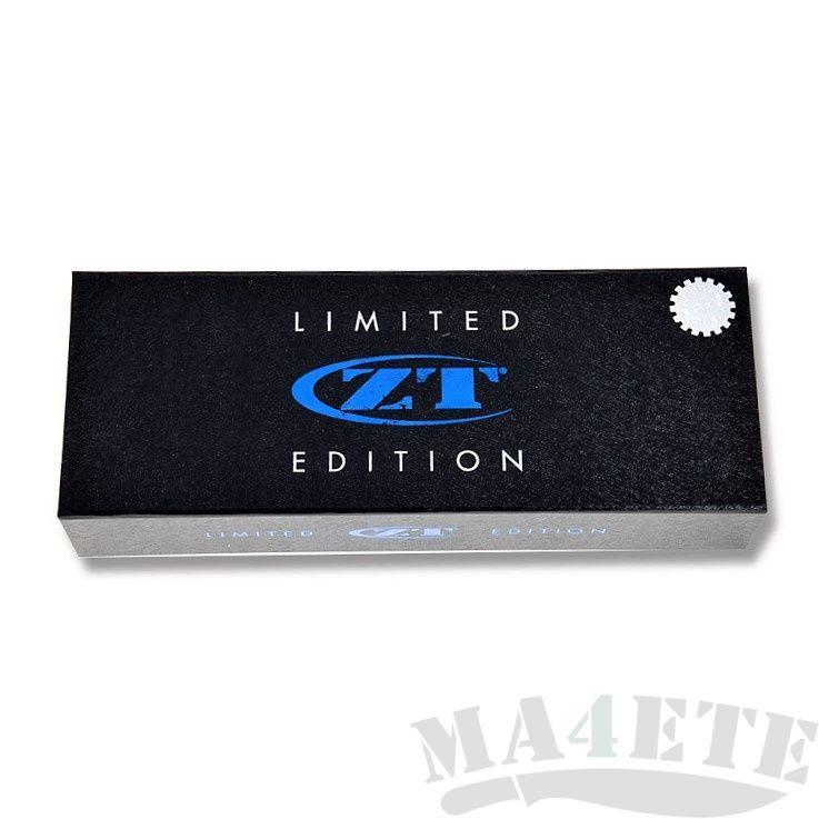 картинка Складной нож Zero Tolerance Limited Edition K0392BOWIE от магазина ma4ete