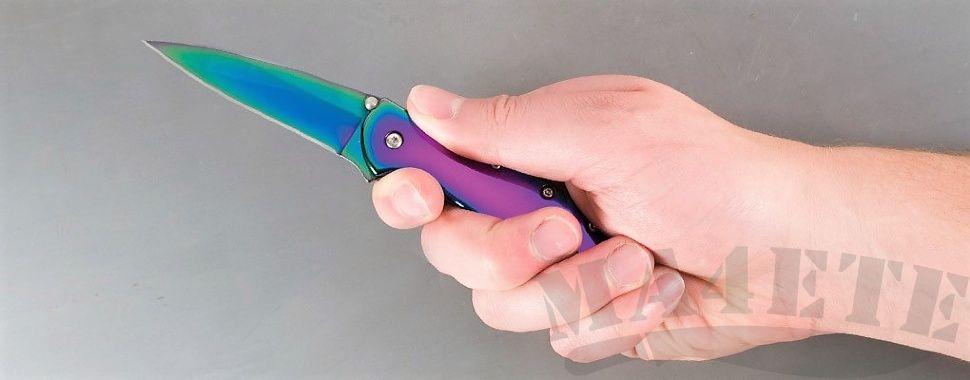 картинка Складной полуавтоматический нож Kershaw Leek 1660VIB от магазина ma4ete