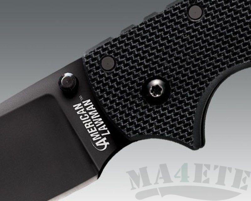 картинка Складной нож Cold Steel American Lawman 58AL от магазина ma4ete