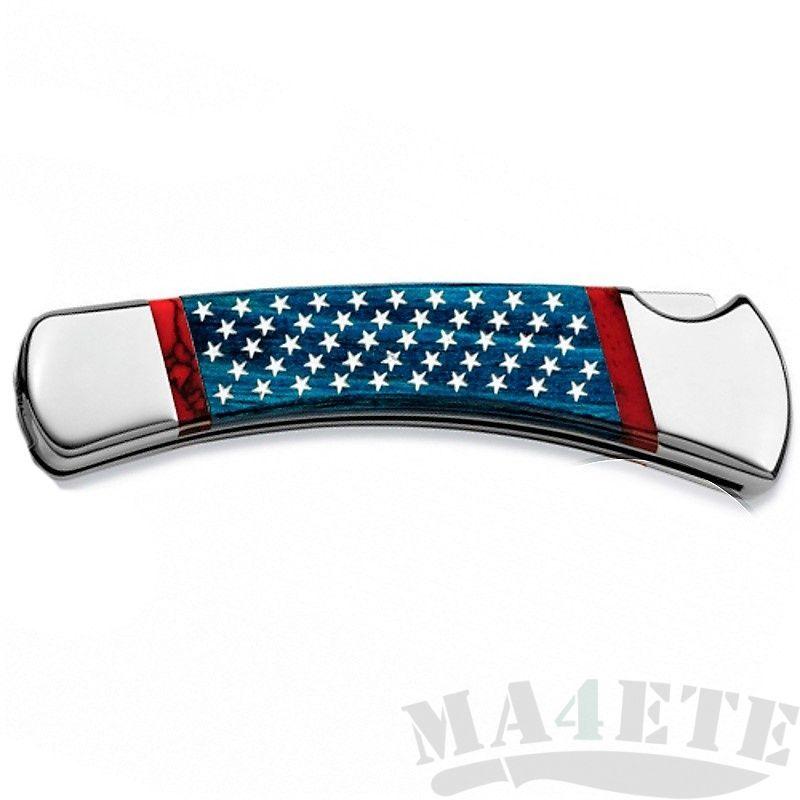 картинка Складной нож Buck Stars&Stripes 0110BLSUSA от магазина ma4ete