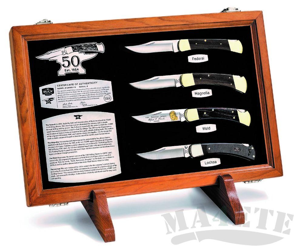 картинка Складной нож Buck Folding Hunter 0110BKSNS от магазина ma4ete