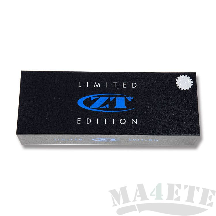 картинка Складной нож Zero Tolerance Limited Edition K0392BLUBOWIE от магазина ma4ete