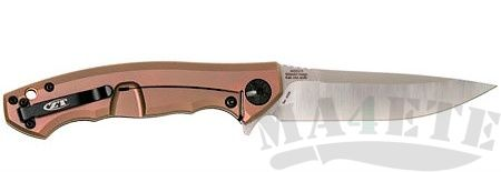 картинка Складной нож Zero Tolerance Sinkevich K0452G10 от магазина ma4ete
