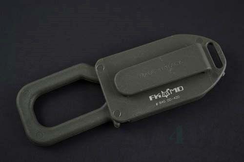 картинка Стропорез Fox Rescue Emergency Tool OD Green 640 OD от магазина ma4ete