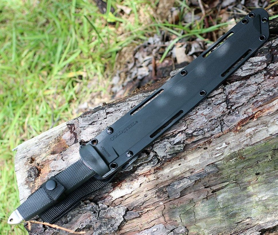 картинка Нож Cold Steel Magnum Tanto IX in San Mai 35AD от магазина ma4ete