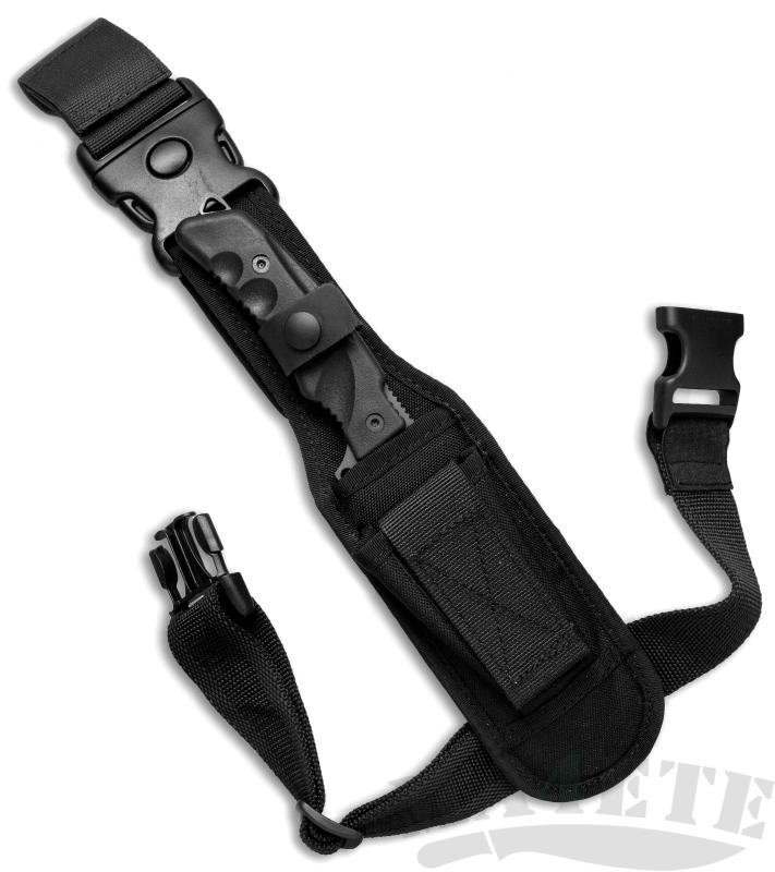 картинка Нож Fox Tracker Utility Camp & Sniper 9CM01B от магазина ma4ete