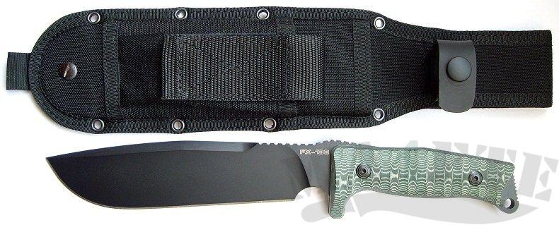 картинка Нож Fox Jungle Combat 133MGT от магазина ma4ete