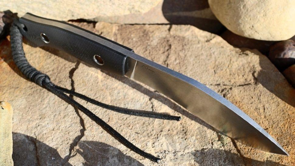 картинка Нож Fox BlackFox Dipprasad Kukri BF-711 от магазина ma4ete