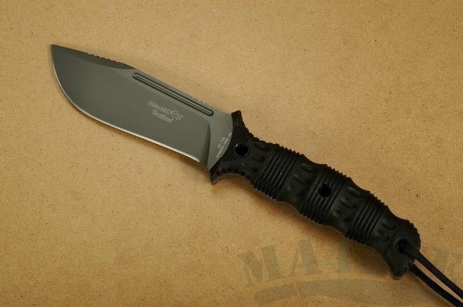 картинка Нож Fox BlackFox Trackmaster BF-709 от магазина ma4ete