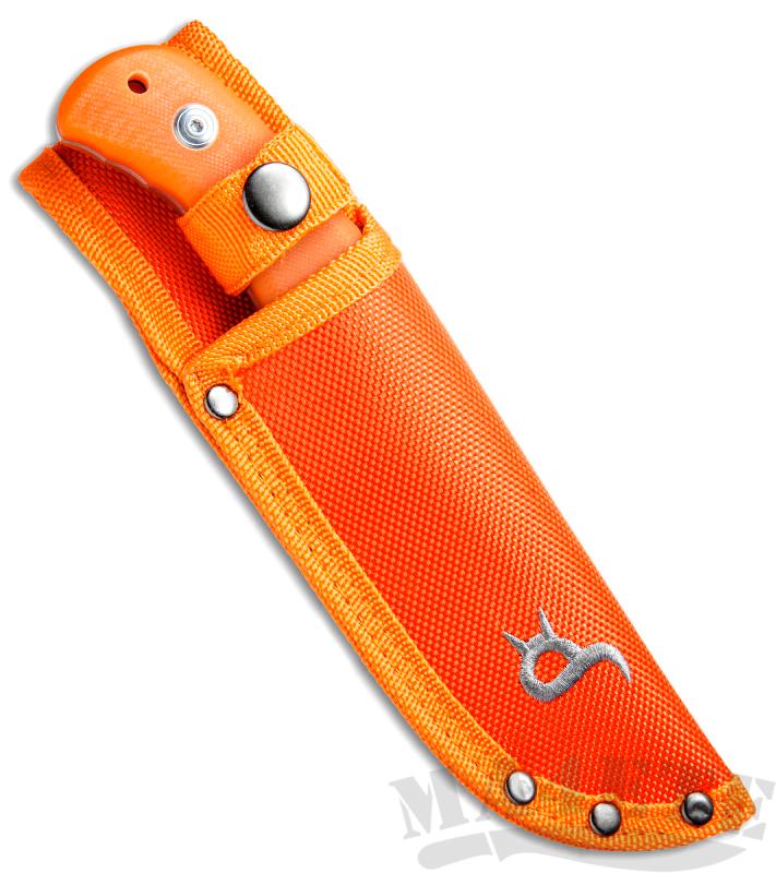 картинка Нож Fox BlackFox Outdoor Orange BF-132 от магазина ma4ete