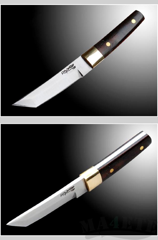 картинка Нож Fox Mini Tanto 631 от магазина ma4ete