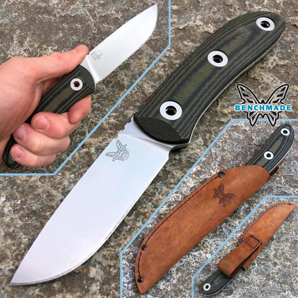 картинка Нож Benchmade Pardue Hunter 15400 от магазина ma4ete